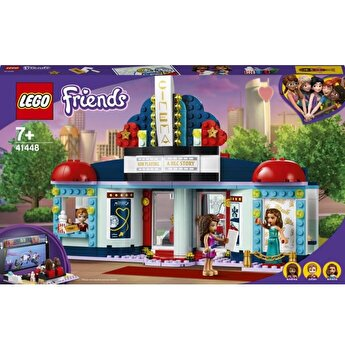 LEGO Friends - Cinematograful din Heartlake City 41448