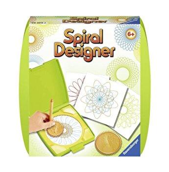 Set creatie Mini Spirale, verde