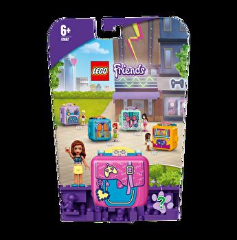 LEGO Friends - Clubul de jocuri al Oliviei 41667