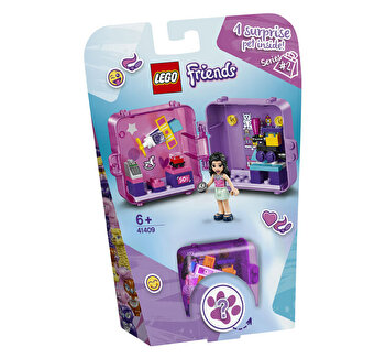 LEGO Friends, Cubul de joaca de cumparaturi al Emmei 41409