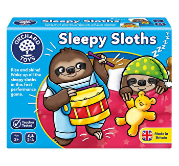 Joc educativ Lenesii somnorosi SLEEPY SLOTHS