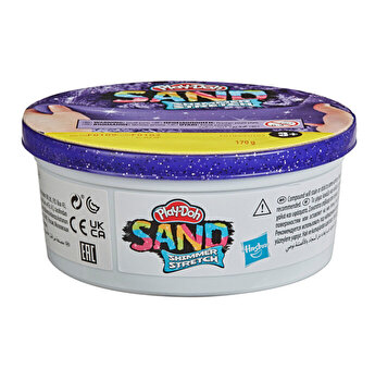 Cutie Play-Doh Sand Shimmer Stretch, purple