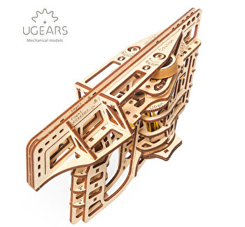Puzzle Mecanic 3D - Flight Starter