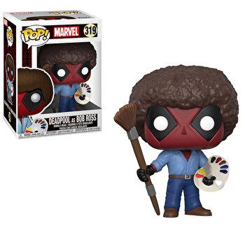 Figurina Funko Pop Marvel Deadpool, Bob Ross