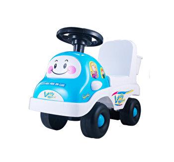 Masinuta ride-on basic, albastra