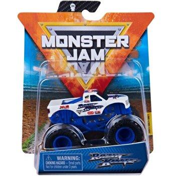Monster Jam, masinuta metalica scara 1 la 64 Razin Kane