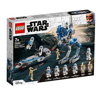 LEGO Star Wars - Clone Troopers din Legiunea 501 75280