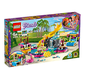 LEGO Friends, Petrecerea la piscina a Andreei 41374