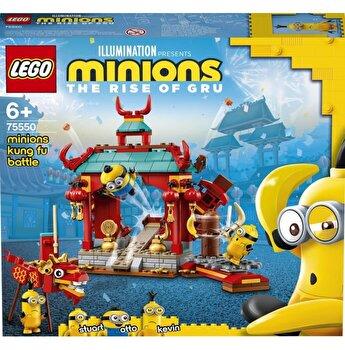 LEGO Minions - Lupta Kung Fu a Minionilor 75550