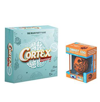 Pachet joc Cortex 1 RO + Smart Egg Scorpion