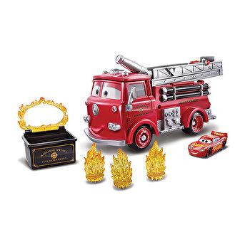 Cars - Pompierul Red, culori schimbatoare