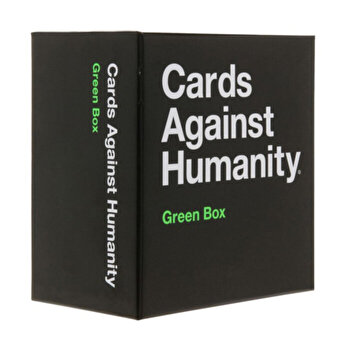 Joc Cards Against Humanity - Green Box, extensia 3
