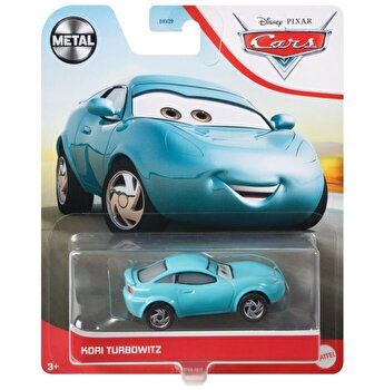 Cars 3 - Masinuta metalica Kori Turbowitz