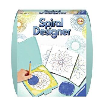 Set creatie Mini Spirale, turcoaz