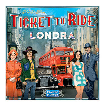 Joc Ticket to Ride Londra