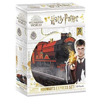 Puzzle 3D - Harry Potter - Tren, 180 piese