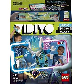 LEGO VIDIYO - Alien DJ BeatBox 43104