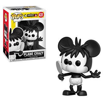 Figurina Funko Pop Disney 90th Anniversary, Plane crazy Mickey