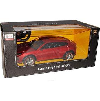 Masina cu telecomanda Lamborghini Urus rosu scara 1:14