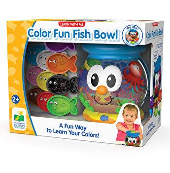 Joc Pestisor - Sa invatam numerele si culorile, engleza