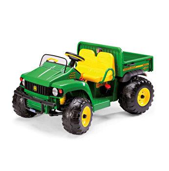 Tractor electric JD Gator HPX, 12V, verde