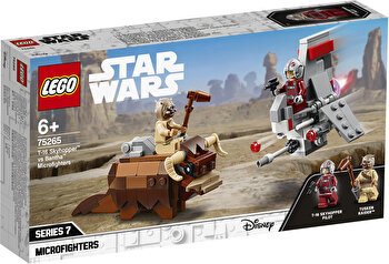 LEGO Star Wars, T-16 Skyhoppers contra Bantha Microfighter 75265