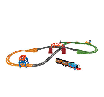 Set de joaca 3 in 1 motorizat Thomas & Friends