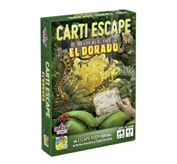 Joc Carti Escape - Misterul din Eldorado