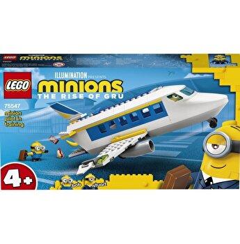 LEGO Minions - Pilot Minion la antrenament 75547