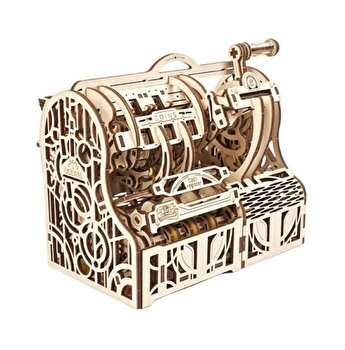 Puzzle Mecanic 3D - Casa de marcat