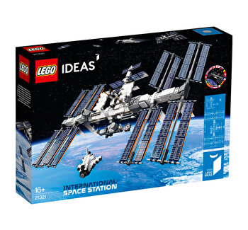 LEGO Ideas - Statia Spatiala Internationala 21321