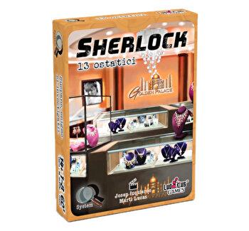 Joc Sherlock - Q5 13 ostatici