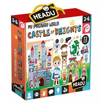 Puzzle Headu - Castelul Cavalerilor