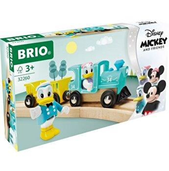 Jucarie Brio - Tren Donald si Daisy