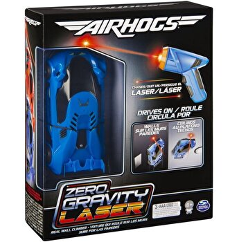 Airhogs masina zero gravity albastra