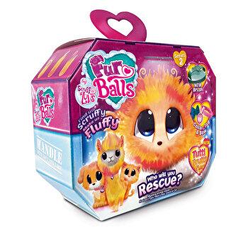 Jucarie plus Fur Balls Tutti Frutti