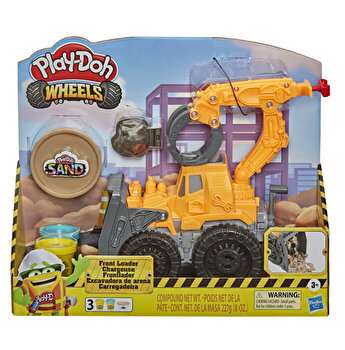 Set Play-Doh Incarcatorul frontal