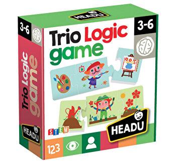 S.T.E.M. - Joc Logic Trio