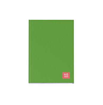Caiet capsat Miquelrius, Candy Tag, A4, matematica, 80 file, verde