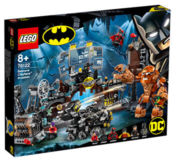 LEGO Super Heroes, Invazia lui Clayface in Batcave 76122