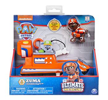 Patrula catelusilor, vehicule tematice ultimate rescue zuma