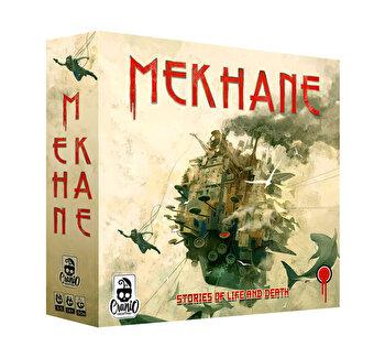 Joc Mekhane - Viata si moarte