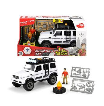 Set de joaca Dickie Toys, Aventura in padure