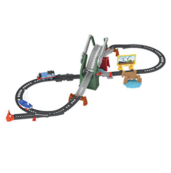 Thomas & Friends - Set motorizat Podul mobil