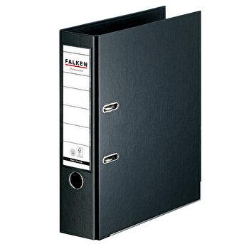 Biblioraft Falken Chromocolor, 80 mm, negru