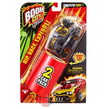 Boom City Racers - Roast'd! cu 2 masinute