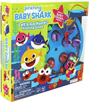 Joc de pescuit cu cantecul Baby Shark