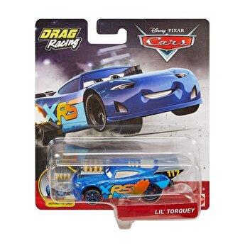 Cars XRS - Masinuta metalica de curse Lil Torque