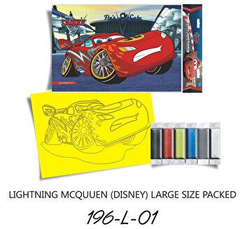 Plansa pictura nisip colorat McQueen