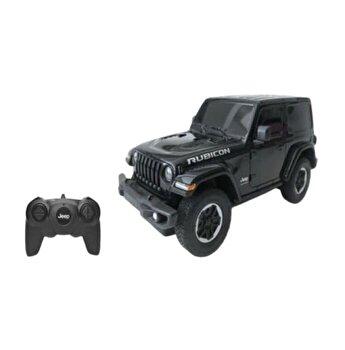 Masina cu telecomanda Jeep Wrangler JL negru scara 1:24